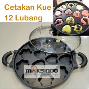 Jual Cetakan Kue 12 Lubang di Tangerang