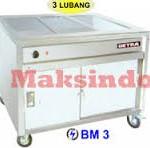 Jual Mesin Bain Marie Counter (Penyaji Makanan) Di Tangerang