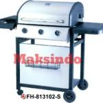 Jual Mesin Barbeku Gas Barbeque With Side Burner Di Tangerang