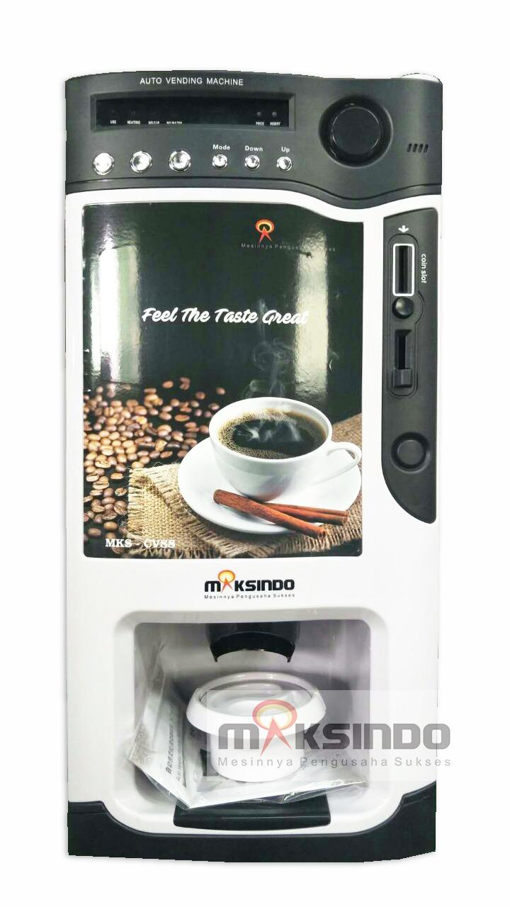 Jual Mesin Kopi Instant (Auto Coffee Instant Machine) di Tangerang