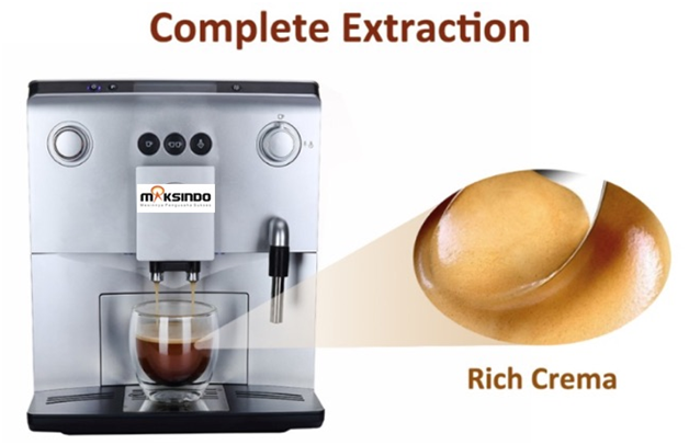 Jual Mesin Kopi Espresso Full Otomatis – MKP60 di Tangerang