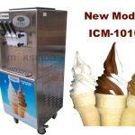 Jual Mesin Es Krim 3 Kran Standing ICM-1010 di Tangerang