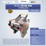 Jual Mesin Cetak Mie Stainless (MKS-180SS) di Tangerang