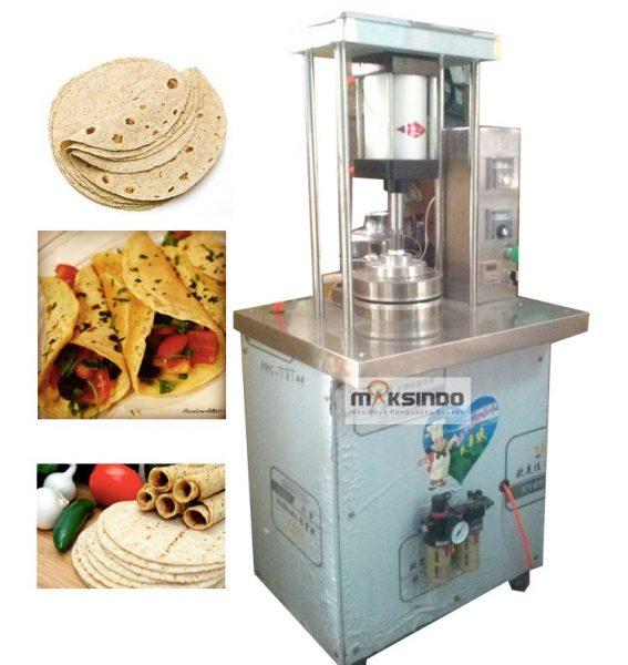 Jual Mesin Roti Tortilla/Pita/Chapati – TRT44 di Tangerang