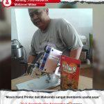 Makaroni Milwe : Usaha Makaroni Semakin Terbantu Dengan Mesin Hand Printer Maksindo