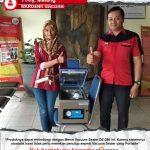 Waroenk Gacoan : Produk Dapat Terlindungi dengan Mesin Vacuum Sealer Maksindo