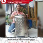 Praktikum Sekolah : Mesin Spiner Maksindo Mantap