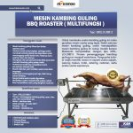 Jual BBQ Roaster (GRILLO-LMB11) di Tangerang
