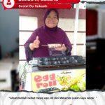 Sostel Bu Sukasih : Berkat Menggunakan Mesin Egg Roll Maksindo Usaha Jadi Lancar