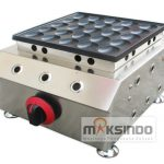 Jual Mesin Mini Pancake Poffertjes Gas 25 Lubang MPC25 di Tangerang