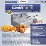 Jual Mesin Deep Fryer Listrik MKS-82B Di Tangerang