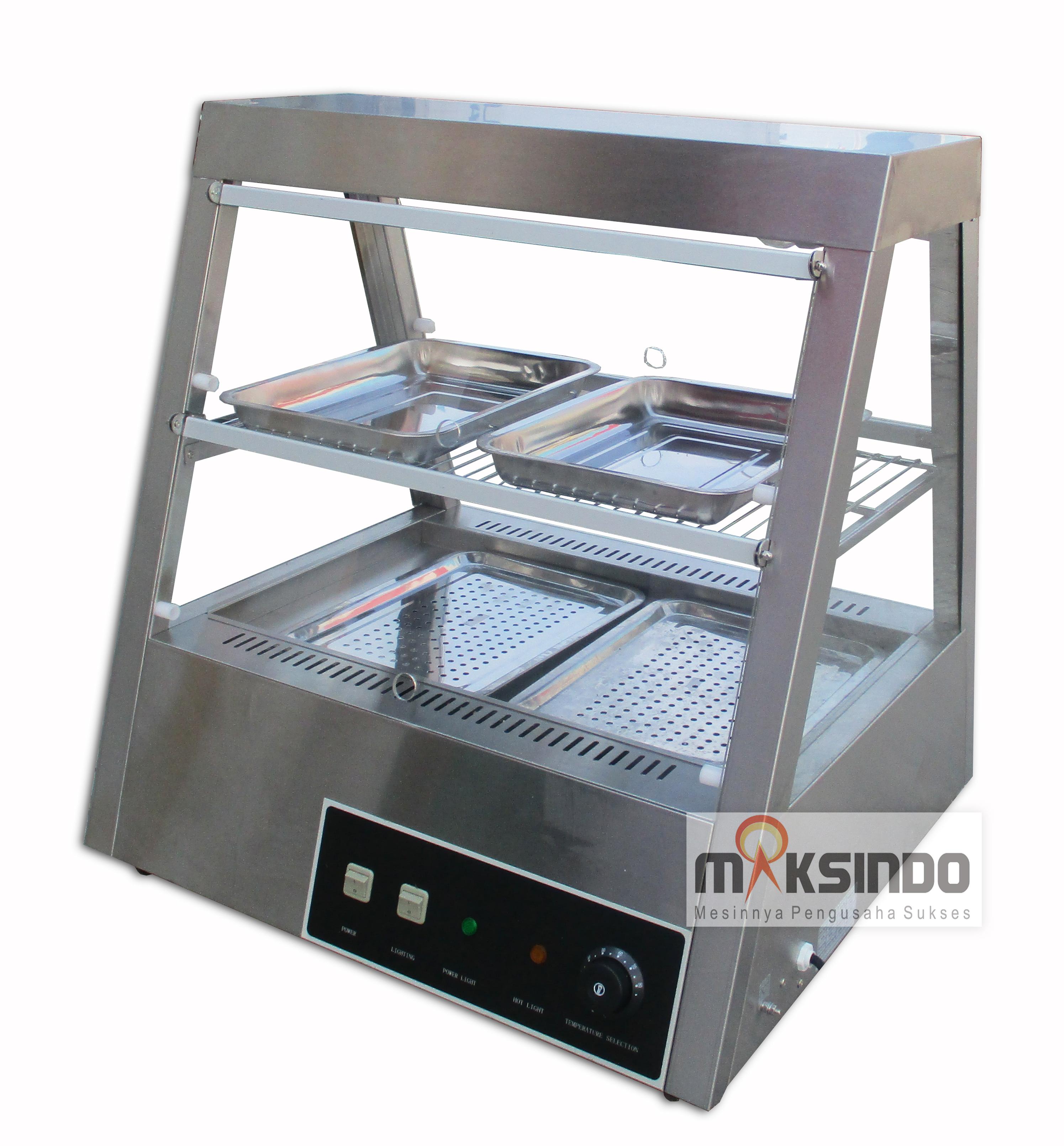 Jual Mesin Food Warmer Kue (MKS-DW77) di Tangerang