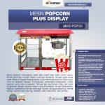 Jual Mesin Popcorn Plus Display (POP33) di Tangerang