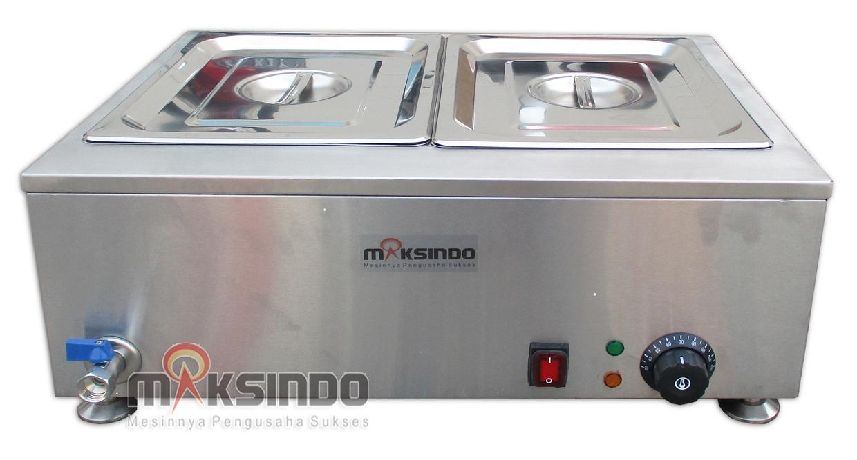 Jual Mesin Bain Marie Penghangat Makanan MKS-EBM22 di Tangerang