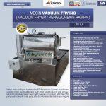 Jual Mesin Vacuum Frying Kapasitas 1.5 kg di Tangerang