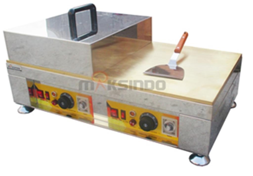 Jual Mesin Pembuat Pancake Souffle (Souffle Machine) MKS-SFL02 di Tangerang