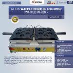 Jual Mesin Waffle Bentuk Lollipop (Waffle Maker) MKS-WL06 di Tangerang