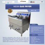 Jual Mesin Gas Fryer 34 Liter (MKS-182) di Tangerang