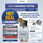 Jual Mesin Universal Fritter QS508A di Tangerang