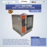 Mesin Gas Oven (Gas Convection Oven) MKS-OCG5