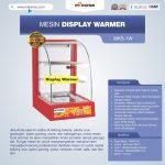 Jual Mesin Diplay Warmer (MKS-1W) di Tangerang